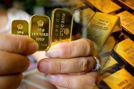 Harga Jual Emas Antam Turun Rp 1000 Per Gram Sulawesi Selatan